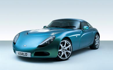 2003 TVR T350C wallpaper thumbnail.