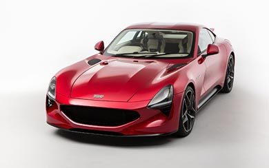 2018 TVR Griffith wallpaper thumbnail.
