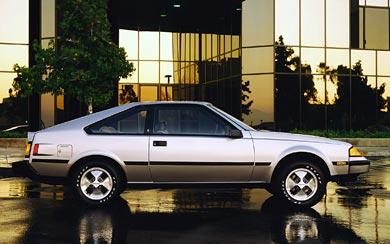 1982 Toyota Celica Liftback wallpaper thumbnail.