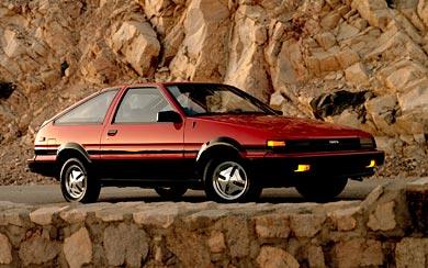 1983 Toyota Sprinter Trueno wallpaper thumbnail.