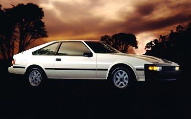 1984 Toyota Celica Supra wallpaper thumbnail.