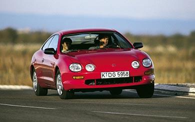 1994 Toyota Celica wallpaper thumbnail.