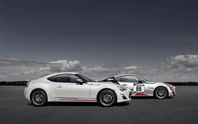 2014 Toyota GT 86 Cup Edition wallpaper thumbnail.