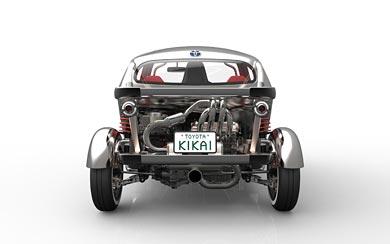 2015 Toyota Kikai Concept wallpaper thumbnail.