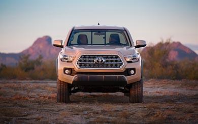 2016 Toyota Tacoma TRD Off-Road wallpaper thumbnail.