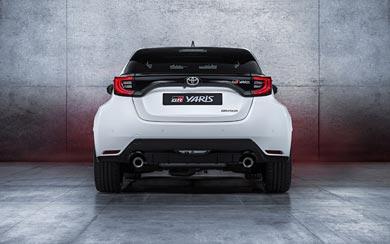 2021 Toyota GR Yaris wallpaper thumbnail.