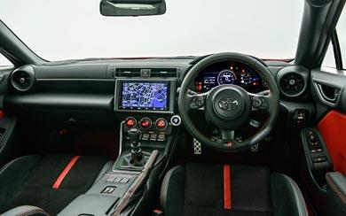 2022 Toyota GR 86 wallpaper thumbnail.
