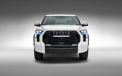 2022 Toyota Tundra wallpaper thumbnail.