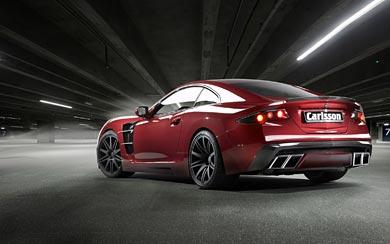 2012 Carlsson C25 Super GT wallpaper thumbnail.