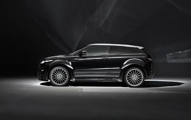 2012 Land Rover Evoque by Hamann wallpaper thumbnail.