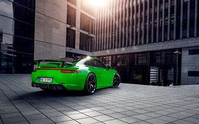 2013 TechArt Porsche 911 Carrera 4S wallpaper thumbnail.