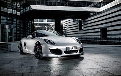 2013 TechArt Porsche Boxster wallpaper thumbnail.