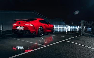2019 AC Schnitzer Toyota GR Supra wallpaper thumbnail.