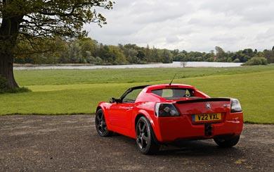 2005 Vauxhall VXR220 wallpaper thumbnail.