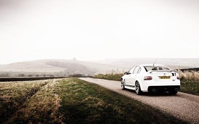 2009 Vauxhall VXR8 Bathurst S Edition wallpaper thumbnail.