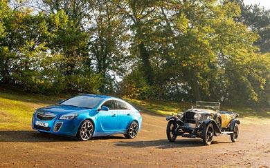 2012 Vauxhall Insignia VXR SuperSport wallpaper thumbnail.