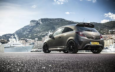 2014 Vauxhall Corsa VXR Clubsport wallpaper thumbnail.