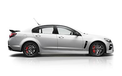 2014 Vauxhall VXR8 wallpaper thumbnail.