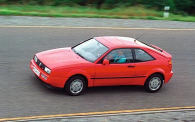 1988 Volkswagen Corrado G60 wallpaper thumbnail.