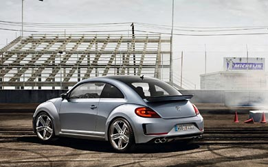2011 Volkswagen Beetle R Concept wallpaper thumbnail.
