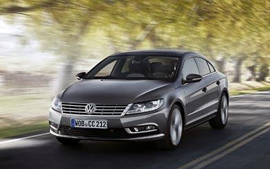 2012 Volkswagen CC wallpaper thumbnail.