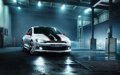 2013 Volkswagen Scirocco GTS wallpaper thumbnail.