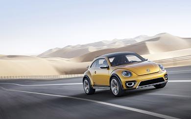 2014 Volkswagen Beetle Dune Concept wallpaper thumbnail.
