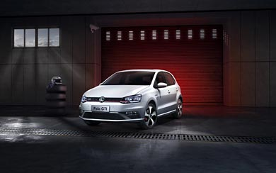 2015 Volkswagen Polo GTI wallpaper thumbnail.