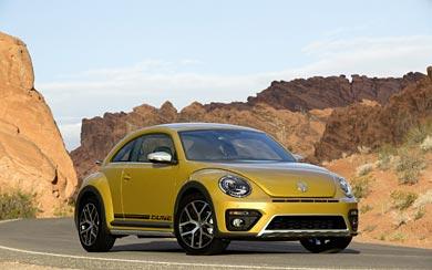 2016 Volkswagen Beetle Dune wallpaper thumbnail.