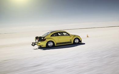 2016 Volkswagen Beetle LSR wallpaper thumbnail.