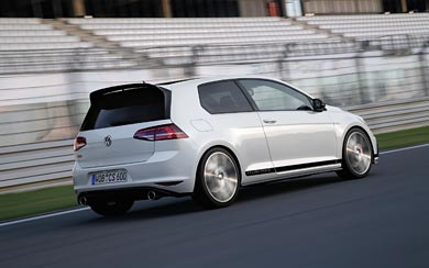 2016 Volkswagen Golf GTI Clubsport wallpaper thumbnail.