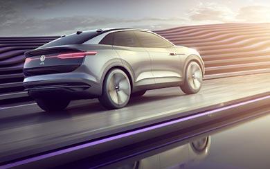 2017 Volkswagen ID Crozz Concept wallpaper thumbnail.