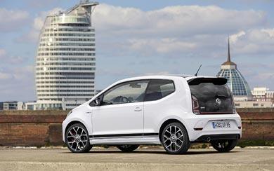 2017 Volkswagen Up GTI Concept wallpaper thumbnail.