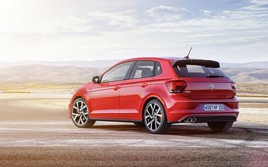 2018 Volkswagen Polo GTI wallpaper thumbnail.