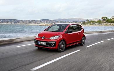 2018 Volkswagen Up GTI wallpaper thumbnail.