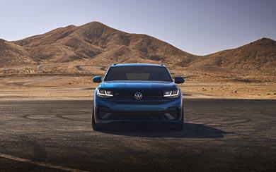 2021 Volkswagen Atlas Cross Sport GT Concept wallpaper thumbnail.
