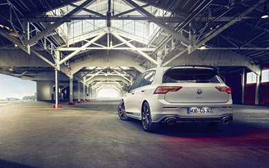 2021 Volkswagen Golf GTI Clubsport wallpaper thumbnail.