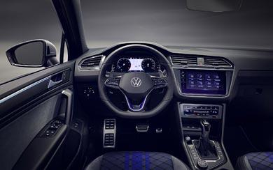 2021 Volkswagen Tiguan R wallpaper thumbnail.