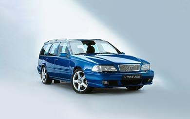 1997 Volvo V70 R AWD wallpaper thumbnail.