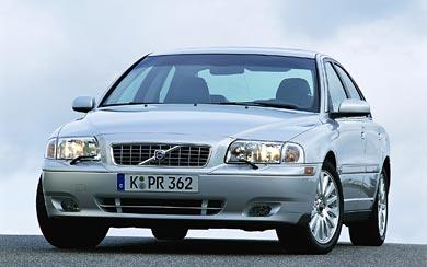 2003 Volvo S80 wallpaper thumbnail.