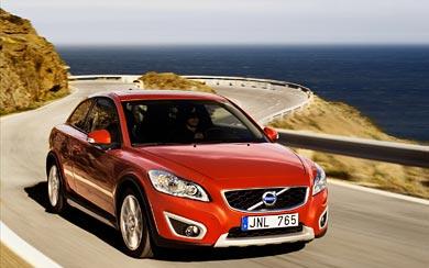 2010 Volvo C30 wallpaper thumbnail.