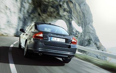 2010 Volvo S80 wallpaper thumbnail.