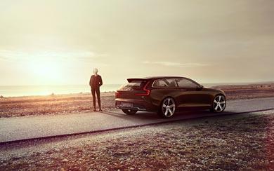 2014 Volvo Estate Concept wallpaper thumbnail.