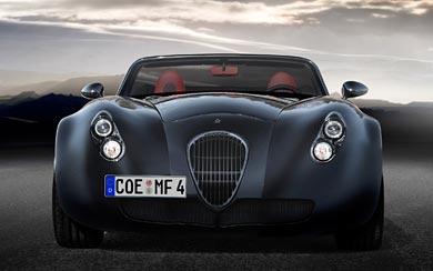 2009 Wiesmann Roadster MF4 wallpaper thumbnail.