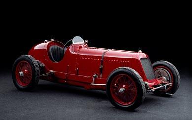 1933 Maserati 8CM wallpaper thumbnail.