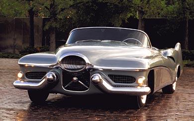 1951 Buick LeSabre Concept wallpaper thumbnail.