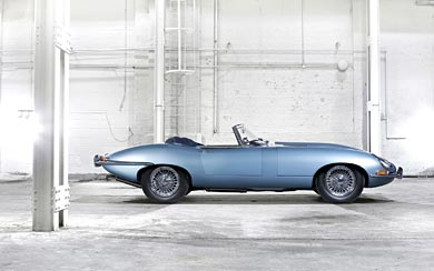 1966 Jaguar XJ13 wallpaper thumbnail.