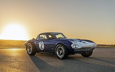 1963 Superformance Corvette Grand Sport wallpaper thumbnail.