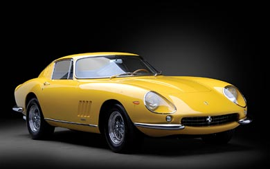 1966 Ferrari 275 GTB/4 wallpaper thumbnail.