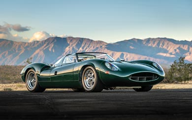 1966 Jaguar XJ13 Prototype Recreation by Tempero wallpaper thumbnail.